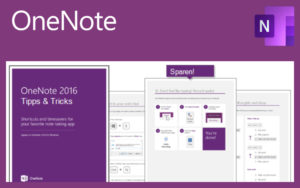 OneNote 2016 Tipps & Tricks