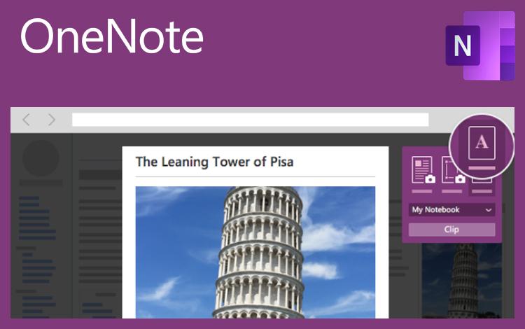 OneNote WebClipper installieren