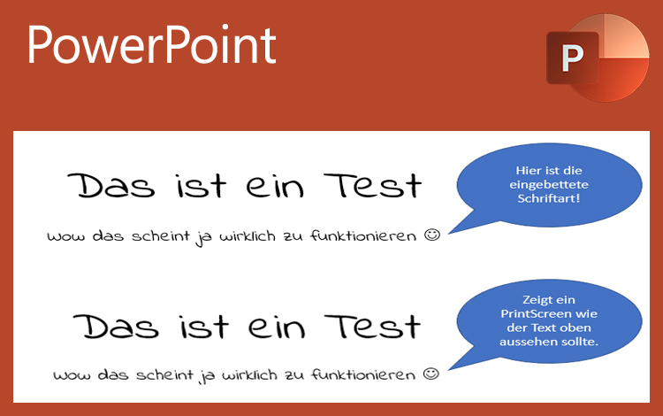Google Fonts in PowerPoint